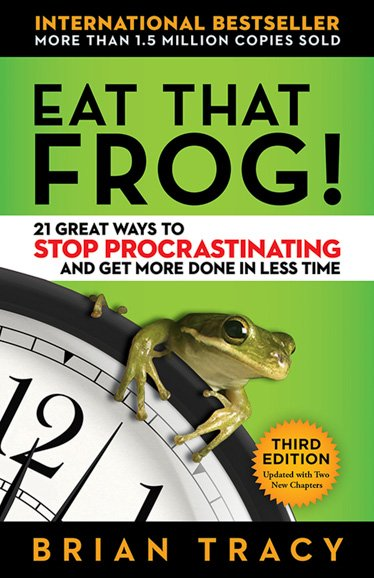 eat that frog duo life book club