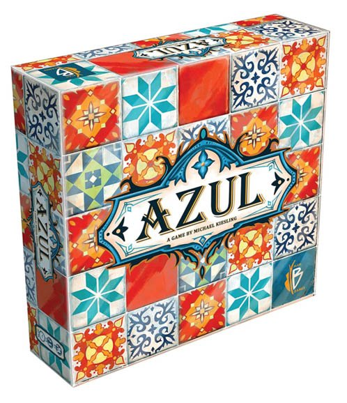 Board Games for Couples Ryan and Alex Duo Life Azul