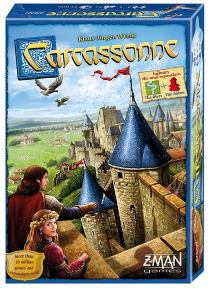 Board Games for Couples Ryan and Alex Duo Life Carcassonne