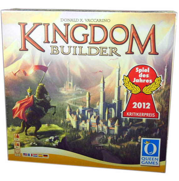 Board Games for Couples Ryan and Alex Duo Life Kingdom Builder
