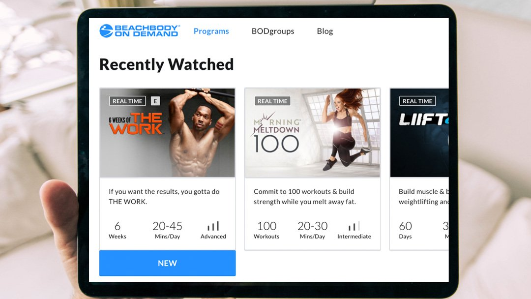 How Much Is Beachbody On Demand?