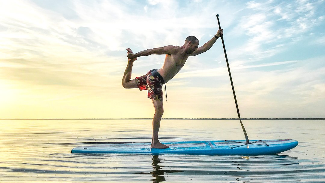 Intermittent Fasting and Morning Workouts Ryan and Alex Duo Life Ryan Paddleboard
