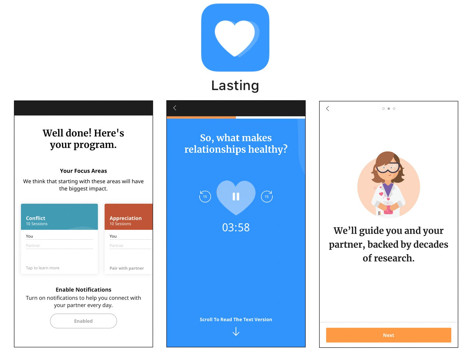 Lasting Best Apps for Married Couples Ryan and Alex Duo Life