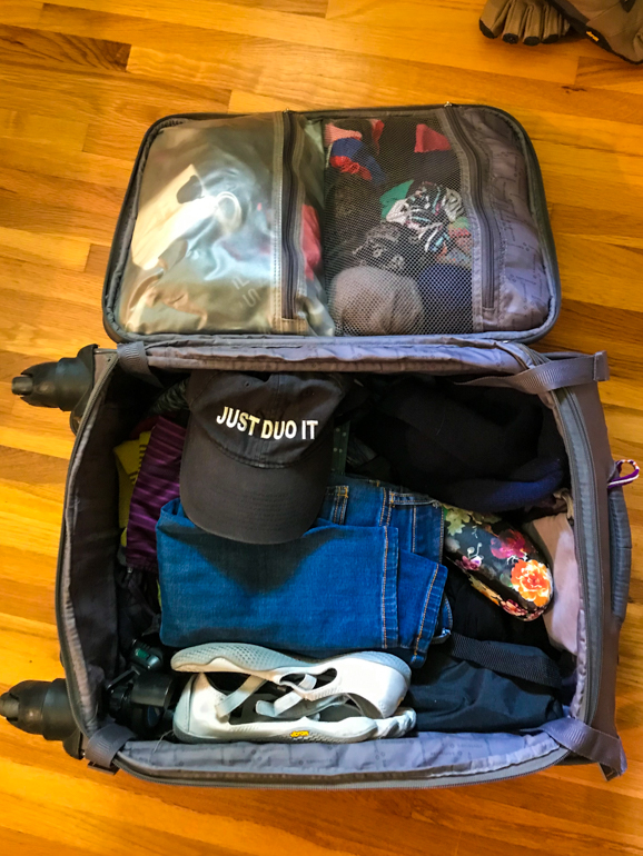 Vibram FiveFingers Review Ryan and Alex Duo Life V-Soul in Luggage