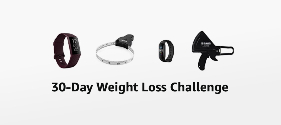 30-day weight loss challenge shopping list