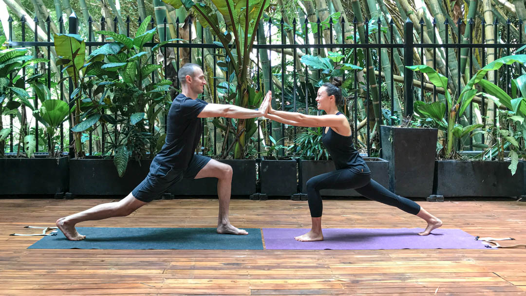 Couples Yoga Program Ryan and Alex Duo Life