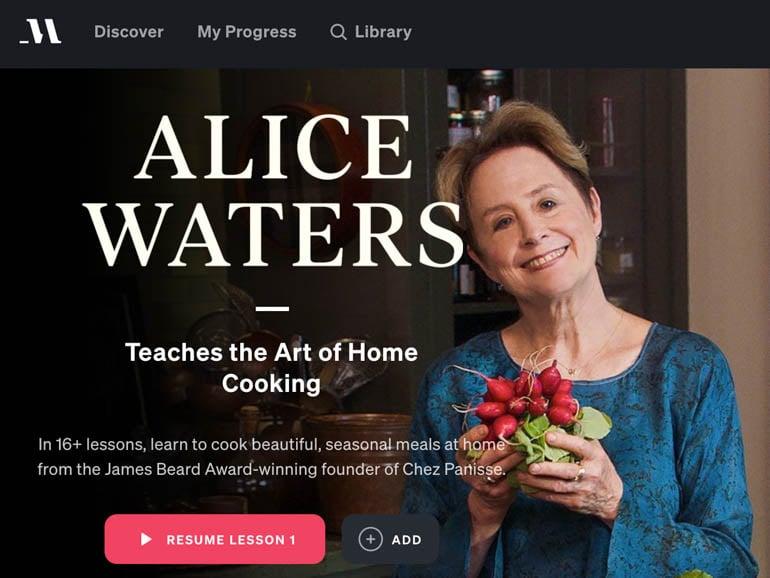 Is MasterClass Worth It Ryan and Alex Duo Life Alice Waters Top Ten Best