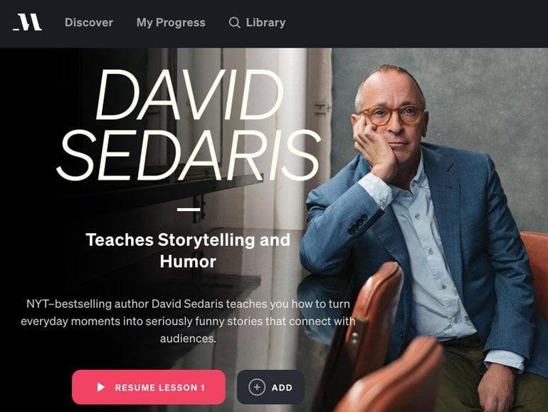 Is MasterClass Worth It Ryan and Alex Duo Life David Sedaris Top Ten Best