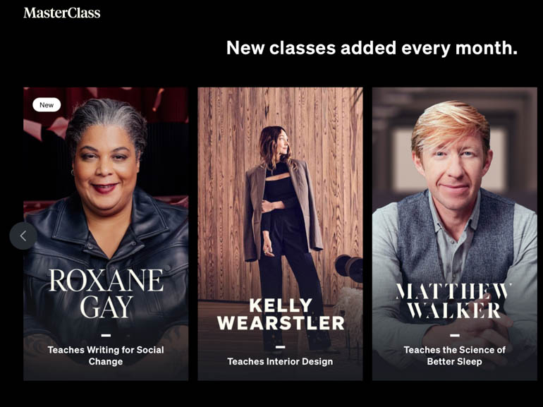 Is MasterClass Worth It Ryan and Alex Duo Life New Classes Added Every Month