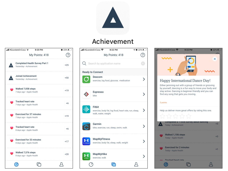 Achievement Best Self-Care Apps