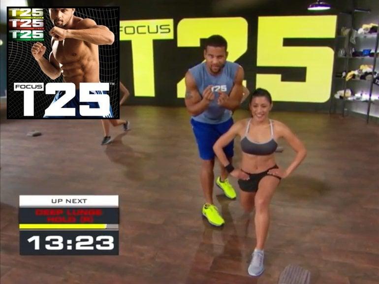 Best Beachbody Workouts Focus T25