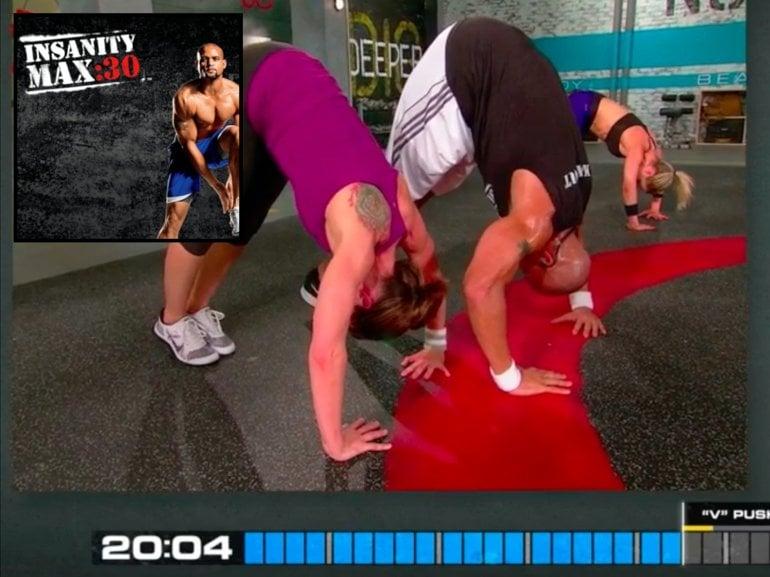 Best Beachbody Workouts Insanity Max30