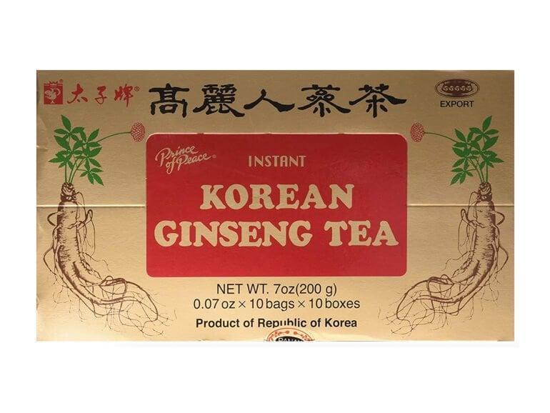 Alternatives to Caffeine Ginseng