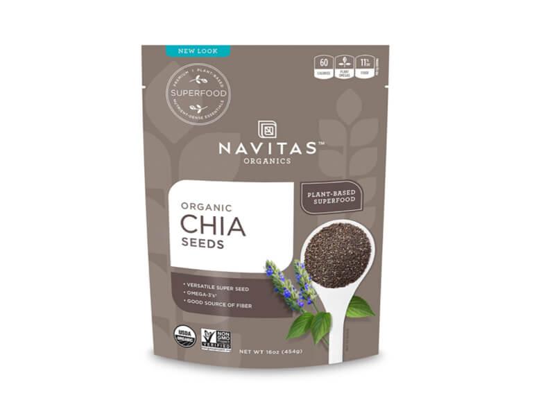 Caffeine Alternatives Chia Seeds