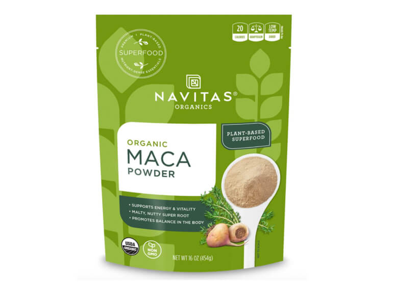 Caffeine Alternatives Maca