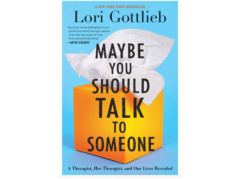 Books for Couples to Read Together Maybe You Should Talk to Someone