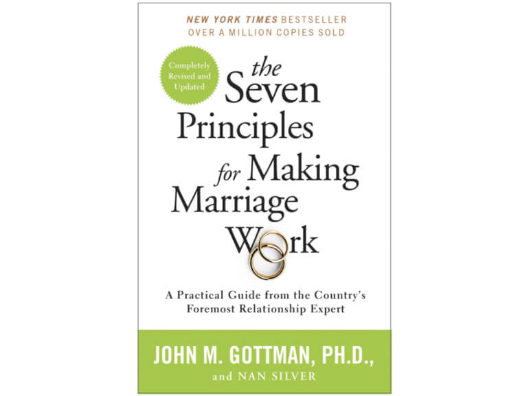 Books to Read As A Couple The Seven Principals for Making Marriage Work