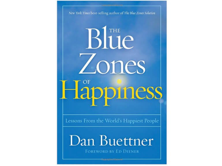 Good Books for Couples to Read The Blue Zones of Happiness