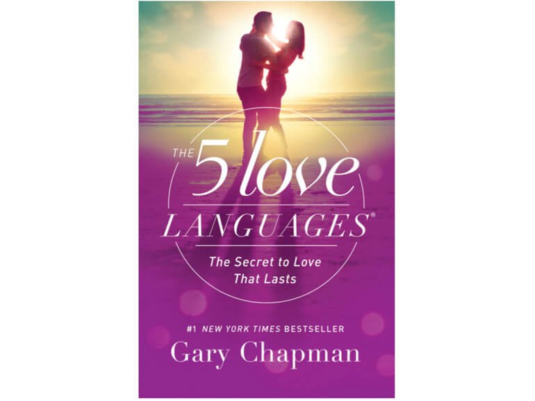 The Best Relationship Book for Couples to Read The 5 Love Languages